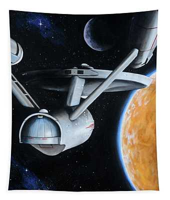 Standard Orbit Tapestry