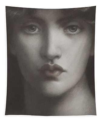 Study Of Jane Morris Tapestry