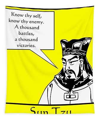 Sun Tzu Tapestry