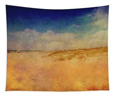 Sunny Beach  Tapestry