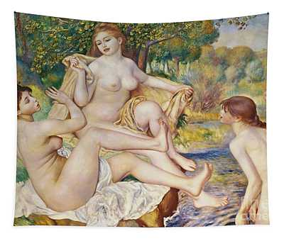 The Bathers Tapestry