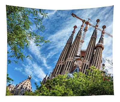 The Sagrada Familia Tapestry