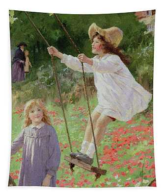 The Swing Tapestry