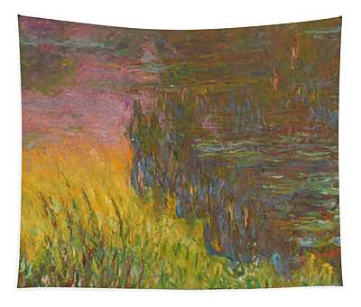 The Water Lilies, Setting Sun Tapestry