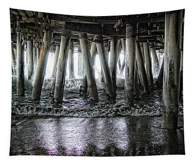 Under The Pier 2 Tapestry