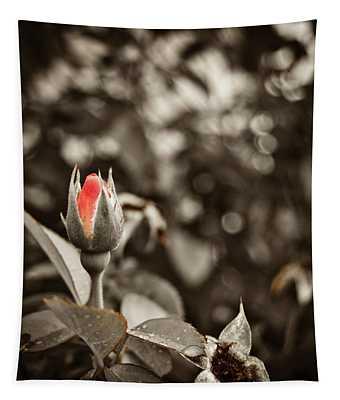 Vintage Rose Tapestry