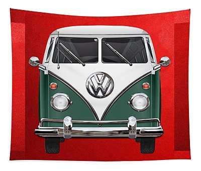 Green Tapestries