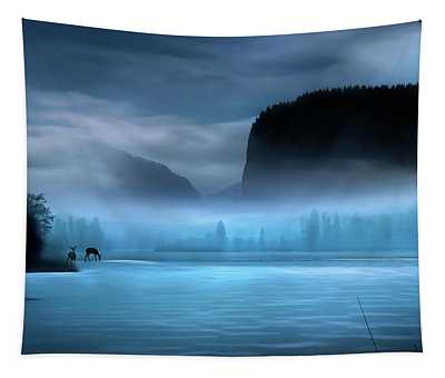 While You Were Sleeping Tapestry