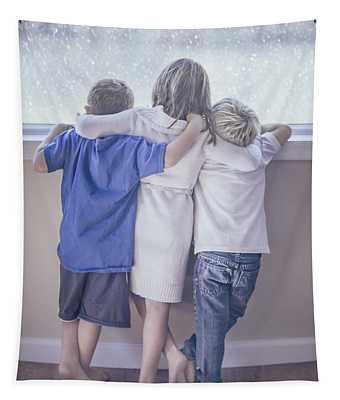 Winter Dreams Tapestry