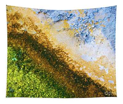 Yellowstone Abstract Tapestry