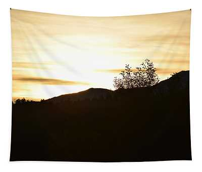 Sunrise Back Country Co Tapestry