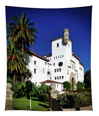 Santa Barbara County Courthouse Tapestry