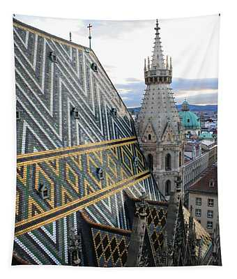 St Stephens Cathedral Vienna Tapestry