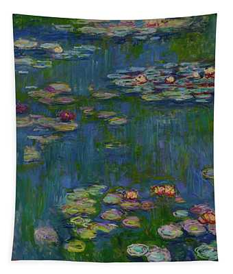 The Water Lilies Tapestry