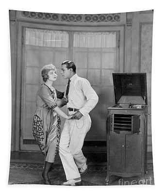 Rudolph Valentino Tapestry