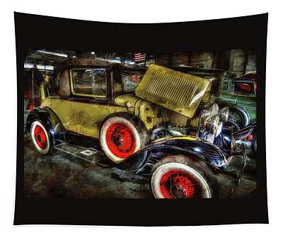 1930 Ford Model A Convertible Tapestry