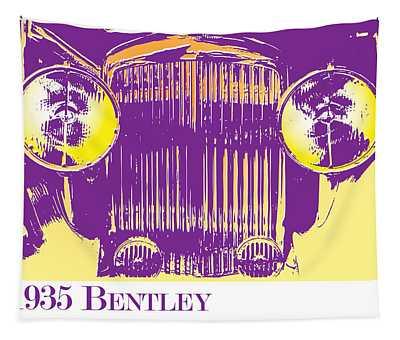 1935 Bentley Tapestry