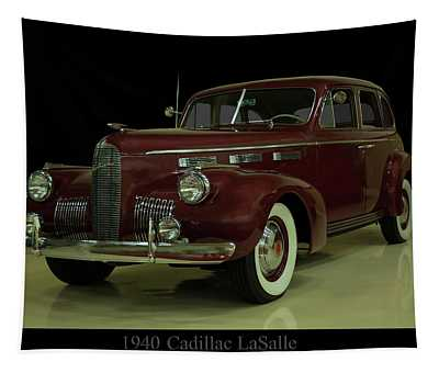 1940 Cadillac Lasalle Tapestry