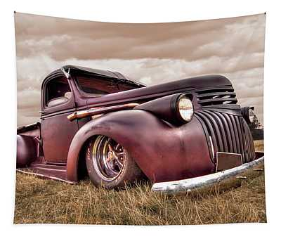 1941 Rusty Chevrolet Tapestry