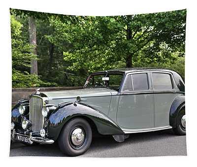1951 Bentley Mark Vi Tapestry
