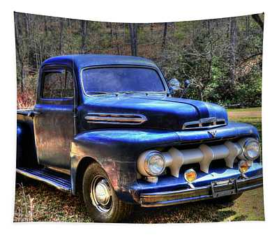 1951 Ford Truck Tapestry