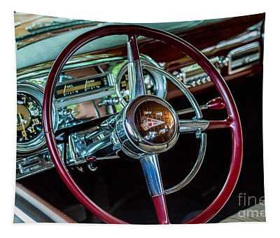 1951 Hudson Hornet Tapestry