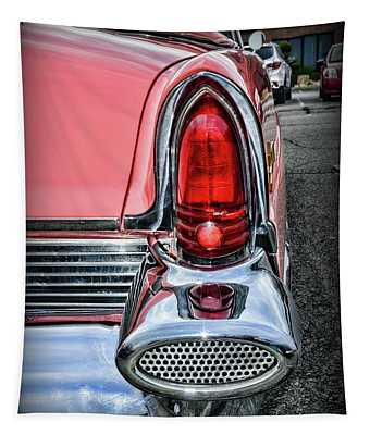 1956 Lincoln Continental Premiere Tail Light Tapestry