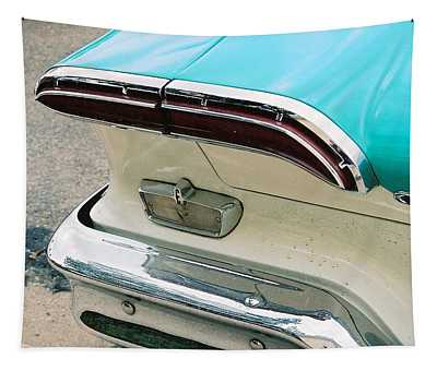 1958 Edsel Pacer Tail Light Tapestry