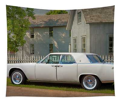 1961 Lincoln Continental Tapestry
