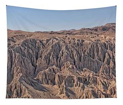 Tapestry featuring the photograph Afton Canyon by Jim Thompson