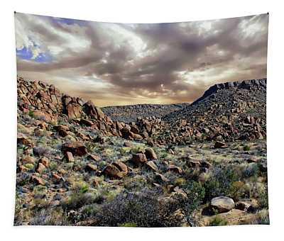 Big Bend National Park Tapestry