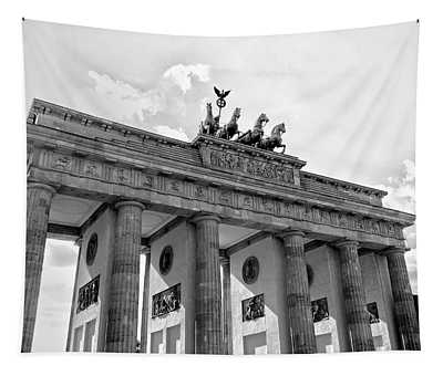 Brandenburg Gate - Berlin Tapestry