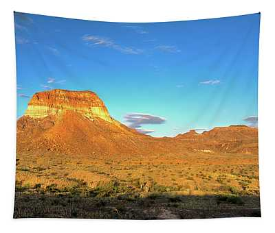Cerro Castellan Tapestry