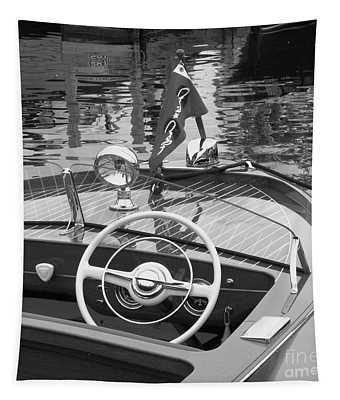 1950's Sportsman Tapestry