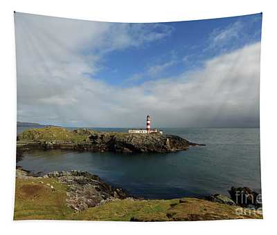 Eilean Glas Lighthouse Tapestry