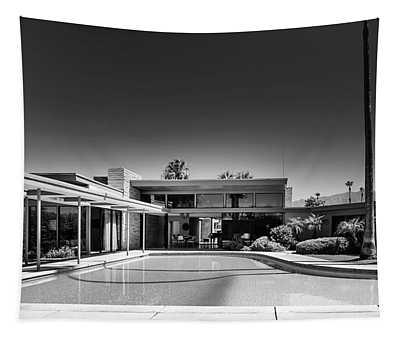 Frank Sinatra's Twin Palms Estate Tapestry