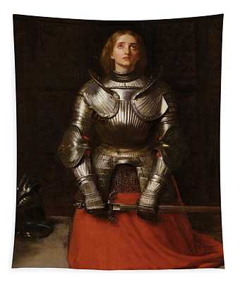 Joan Of Arc Tapestry