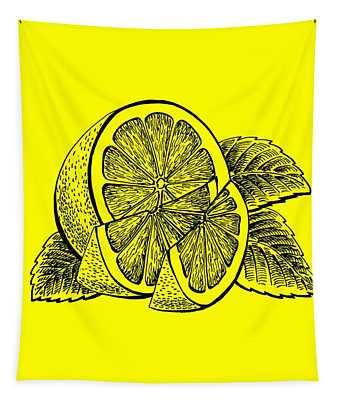 Lemon Tapestry