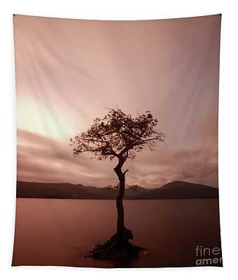 Milarrochy Bay Sunset Tapestry