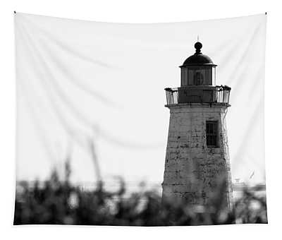 Old Point Comfort Lighthouse Tapestry