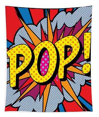 Pop Art - 4 Tapestry