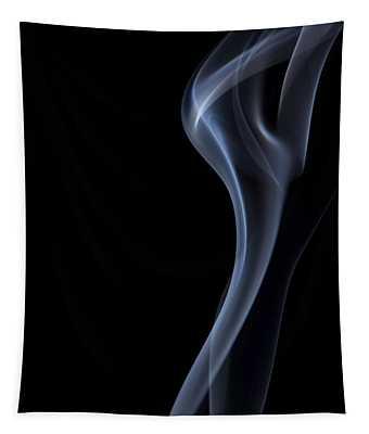 Rising Smoke Tapestry