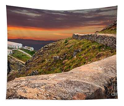 South Stack Lighthouse Tapestry