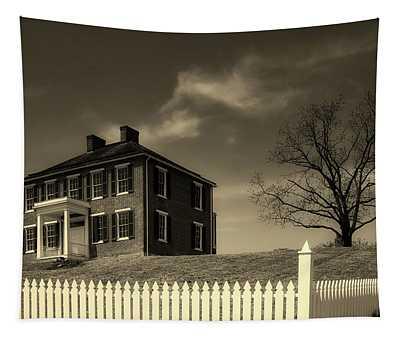 The Pry House - Antietam Tapestry