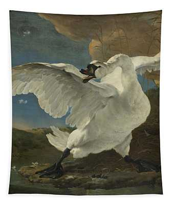 The Threatened Swan Tapestry