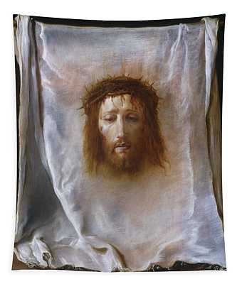 The Veil Of Veronica Tapestry