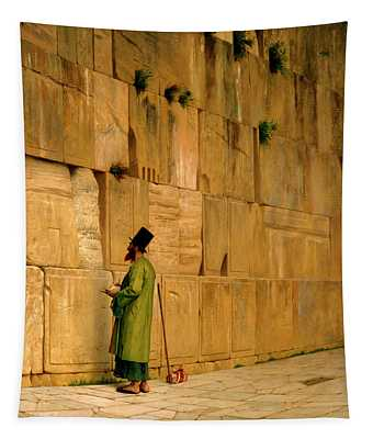 The Wailing Wall Tapestry