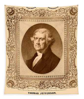 Thomas Jefferson Tapestry