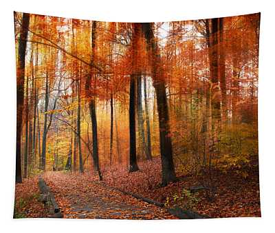Woodland Passage Tapestry