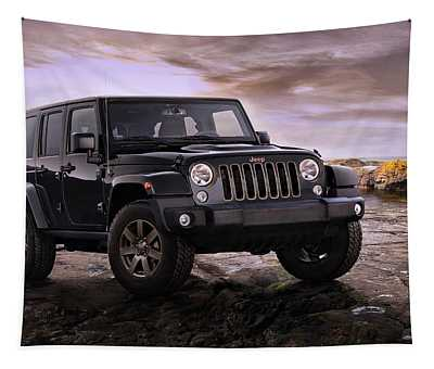 2016 Jeep Wrangler 75th Anniversary Model Tapestry